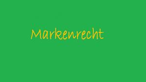 Markenrecht Button Tätigkeitsgebiete