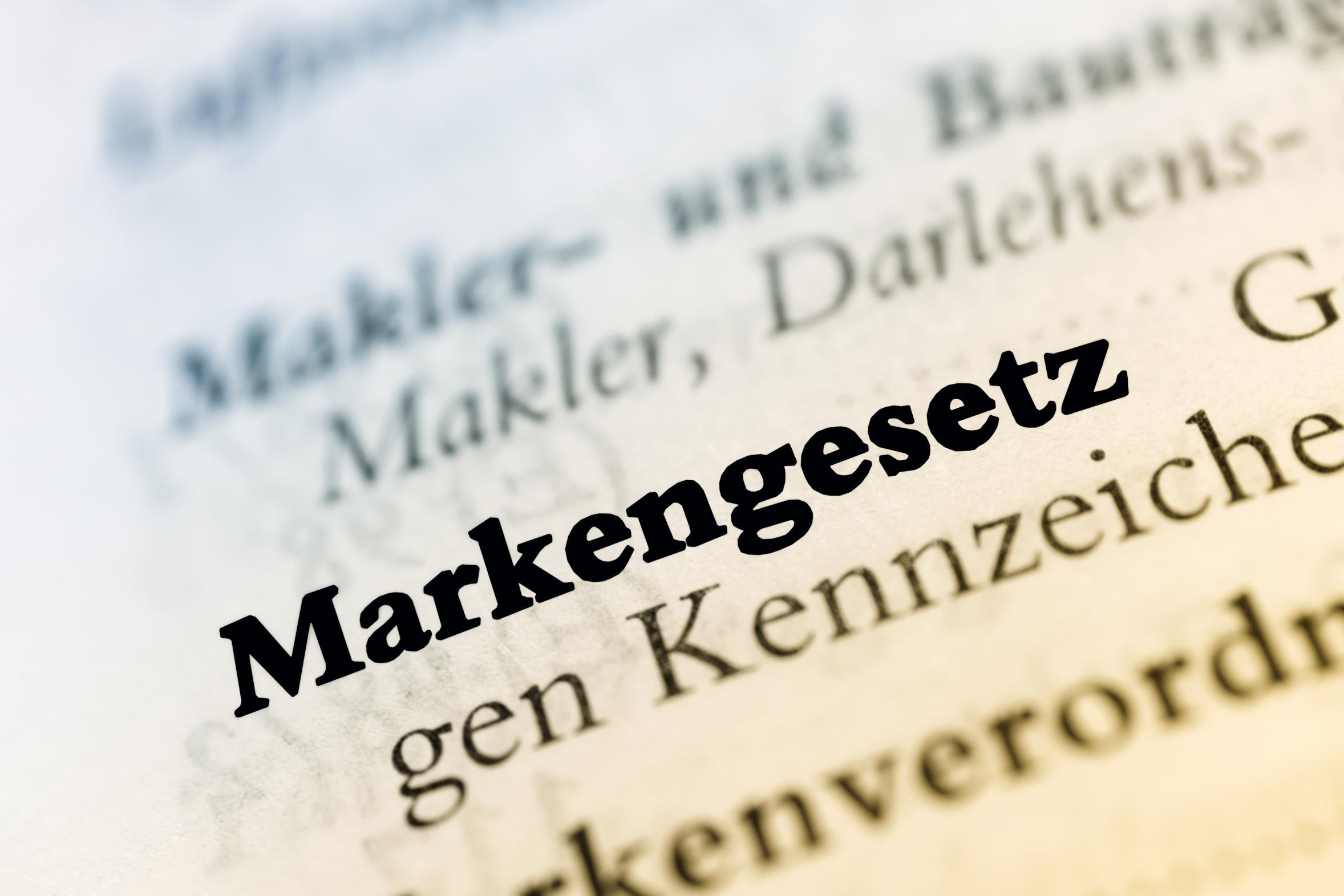 Markenrechtliche Abmahnung trotz Ablehnung einer Markenanmeldung möglich